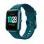 Indexbild 13 - OLED Smartwatch ID205L Bluetooth Pulsuhr Fitness Smartband Sporttracker IP68 iOS