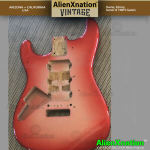 ESP-1983-Custom-Order-Lefty-Body-With-Early-Logo-listed-by-AlienXnation-Vintage