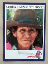 E847-Advertising Pubblicità-1986-INVICTA ZAINO