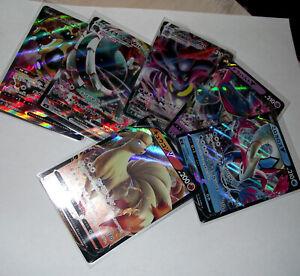 Japanese-Pokemon-Ultra-Rare-Rebel-Clash-Ninetales-V-013-096-HOLO-FOIL-MINT
