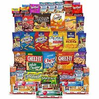 Snacks Care Package Gift Assortment (50 Count)