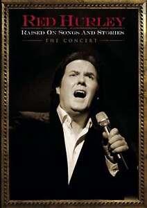 Nuevo-Rojo-Hurley-Irlanda-fue-criado-en-canciones-amp-historias-concierto-DVD-insprational