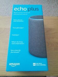 Amazon Eco Plus (2nd generación) Adaptador de Alimentación (30w)