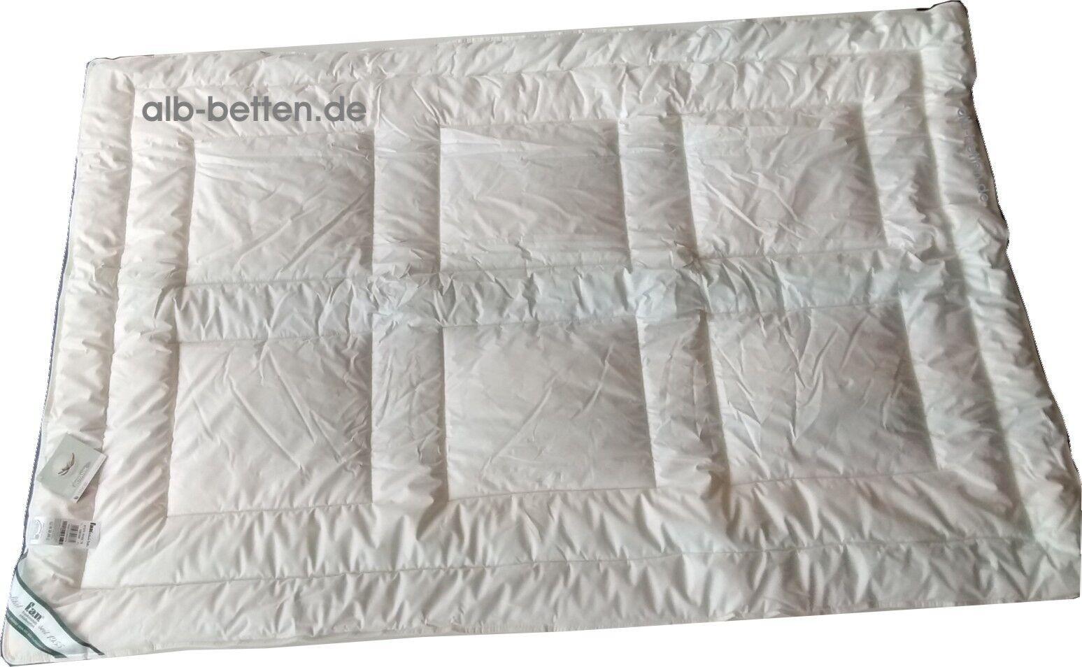 Cotton Afrika-Tencel Baumwoll Steppbett 155 220 cm von Frankenstolz