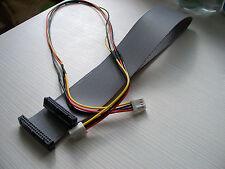 Floppy 34 Pin  Data & Power Cable Kit 50 CM for Amiga Gotek