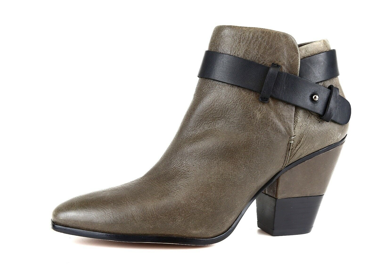 Dolce Vita Haelyn Leather Boot Brown Women Sz 10 5515 *