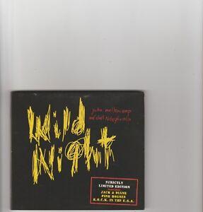 John mellencamp wild night single