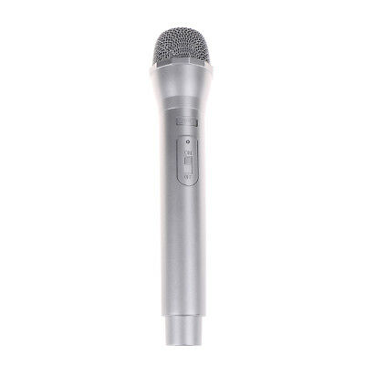 1X Dummy Microphone Simulation Mic Model Shell Performance Props Children Toy-ON