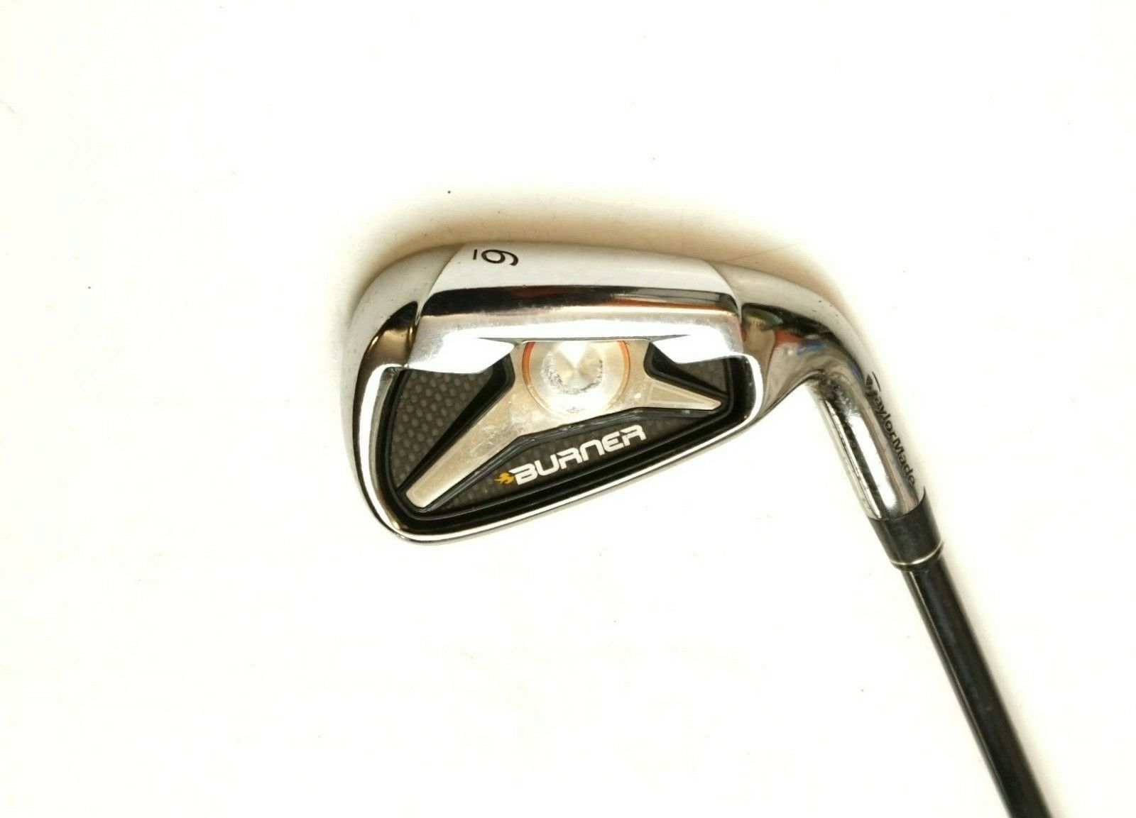 TaylorMade Burner 6 Iron TaylorMade Regular Graphite Shaft Winn Grip