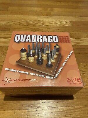 Quadrago Strategy Game Mindtwister USA