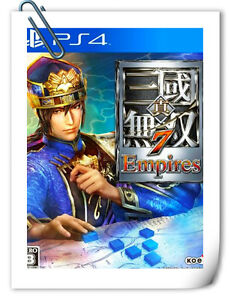PS4-Games-Shin-Sangoku-Musou-7-Empires-7-Action-Koei-Tecmo-Games