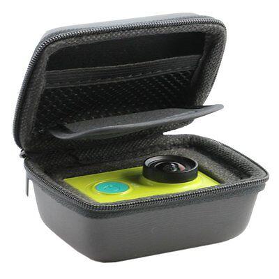 EVA Waterproof Carry Box Bag case outdoor sports For Xiaomi Yi Camera  black