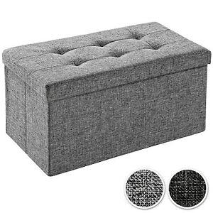 Tabouret-pliant-cube-pouf-de-pliable-coffre-siege-de-rangement-boite-76x38x38cm