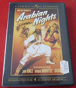 DVD-Movie-Arabian-Nights-1942-Original-Version-Cinema-Classics