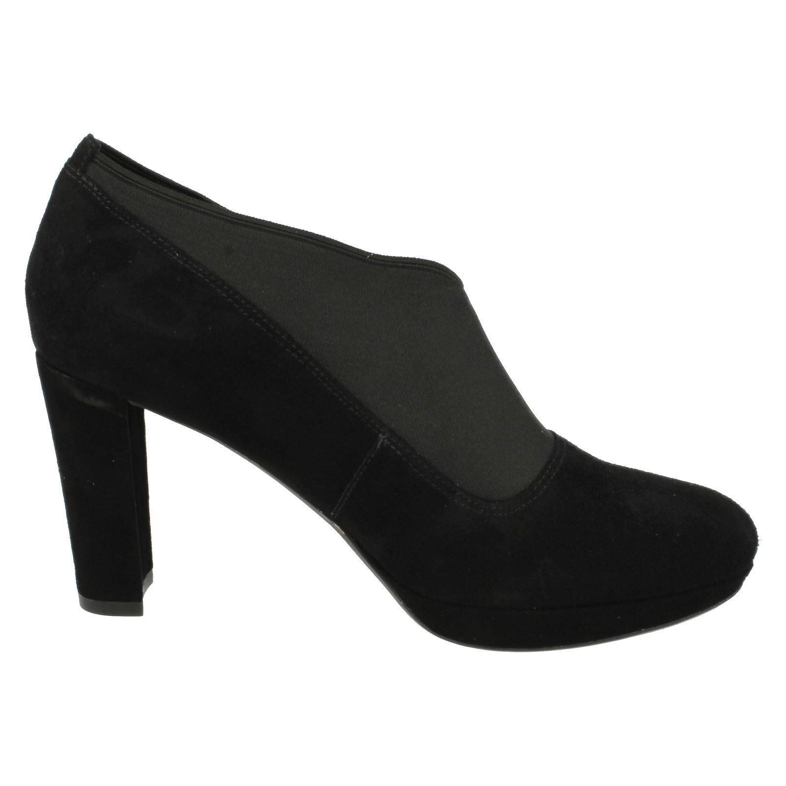 SALE LADIES COURT SHOES SUEDE SLIP SHOES ON SMART FORMAL COURT SHOES SLIP SIZE KENDRA MIX 24c482