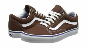 2775d78631d6 Image is loading NEW-VANS-OLD-SKOOL-CHESTNUT-TRUE-WHITE-VN0004OJJPS