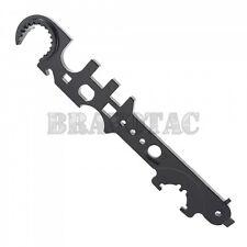 5.56/308 Multi-Tool Combo Wrench - Muzzle Brake, Buffer Tube, Barrel Nut, Stock