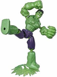 Avengers - Curva Y Flex Hulk Figura de Acción Niños Juguete