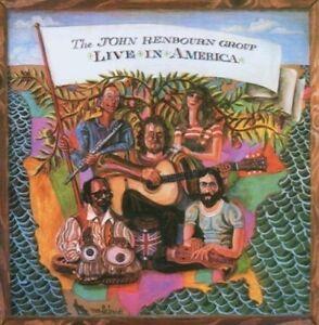 JOHN-GROUP-RENBOURN-LIVE-IN-AMERICA-CD-NEU