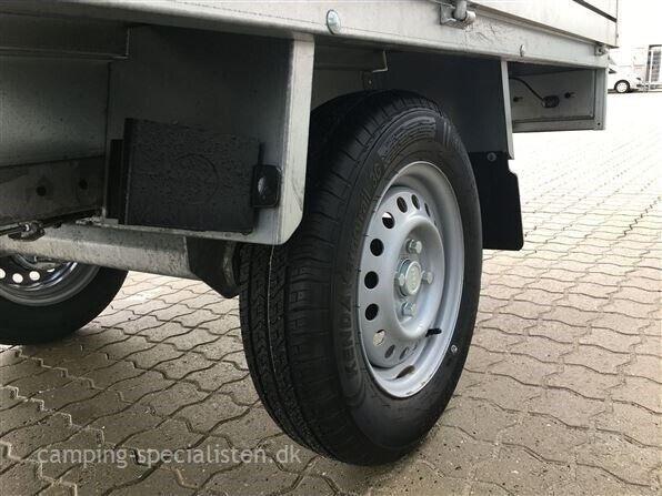 Trailer, Selandia Anssems Basic PLTT 750-251 1000 kg