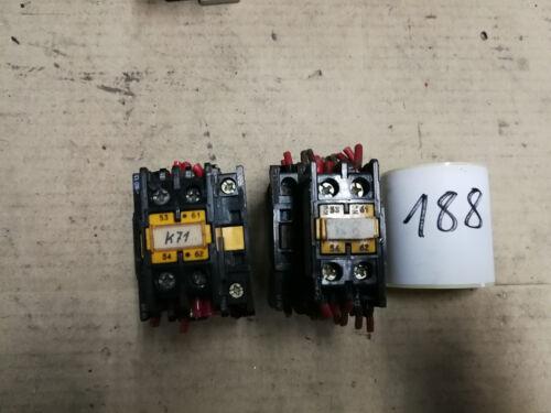 TELEMECANIQUE ca2-dn1319 a65 la1-d11 a65