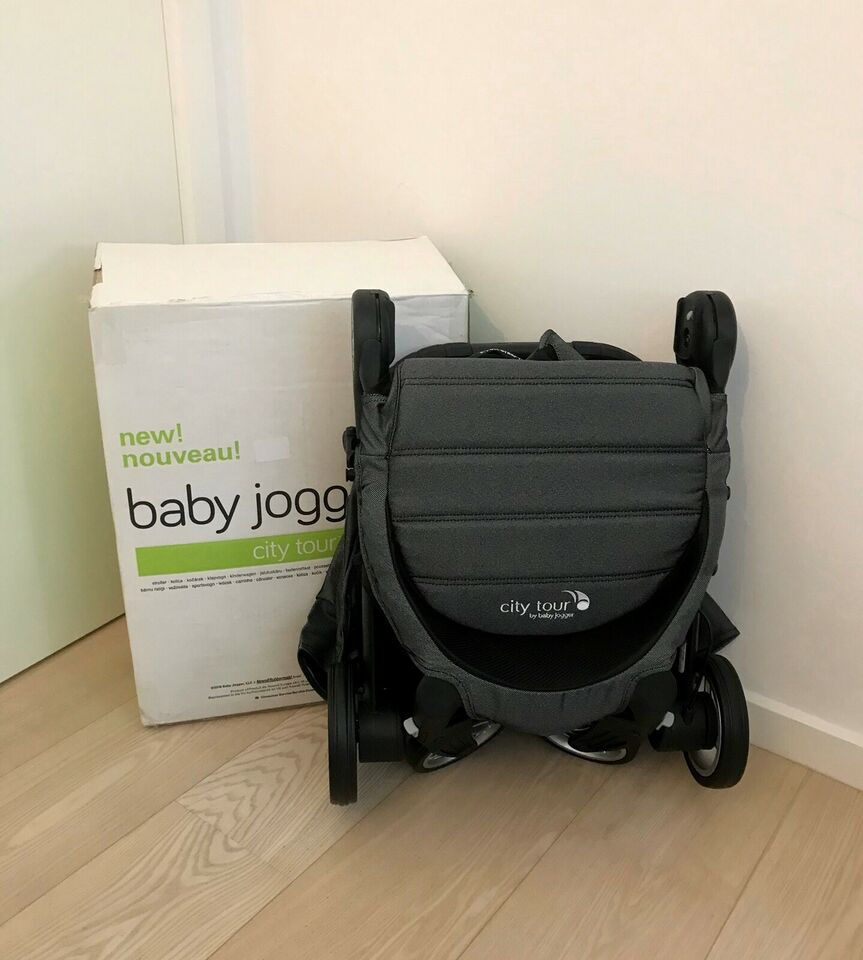 Klapvogn, Baby Jogger City tour