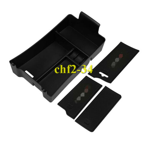 Car Center Console Storage Box Arm Rest Tray Case For Buick Envision 2016-2019