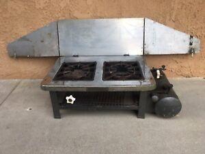 Antique-Kitchen-Kook-Model-No-922-Stove-American-Gas-Machine-Co-AGM