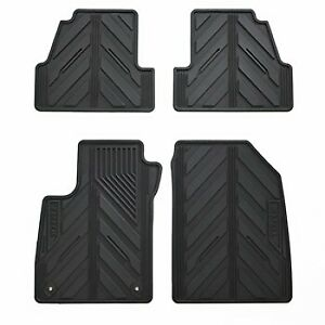 GM OEM 2015-2020 Chevy Trax Front Rear All Weather Floor ...