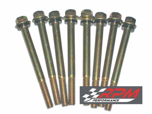 "Holley 26-6 Carburetor Fuel Bowl Screws Double Pumper 2 1//2/"" LONG 8 PACK A101x2"