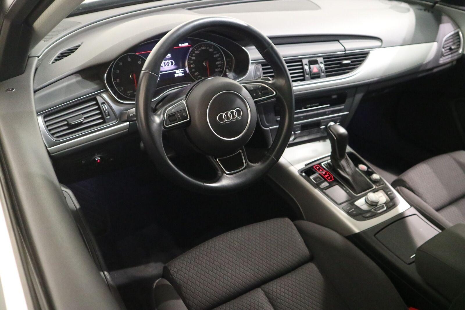 Audi A6 1,8 TFSi 190 Ultra S-line S-tr. - billede 11