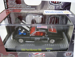 a16960e11c649 M2 Machines ® 2016 Patriot Release Old Glory - 1968 Ford Mustang 390 ...