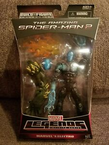 "THE AMAZING SPIDER-MAN 2 LEGENDS INFINITE SERIES 6/"" MARVEL/'S ELECTRO"