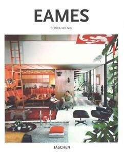 CHARLES & RAY EAMES - KOENIG, GLORIA - NEW HARDCOVER BOOK 9783836560214