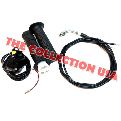 33cc Zooma Throttle Assembly On//off Switch Small Stand-up Gas Scooters