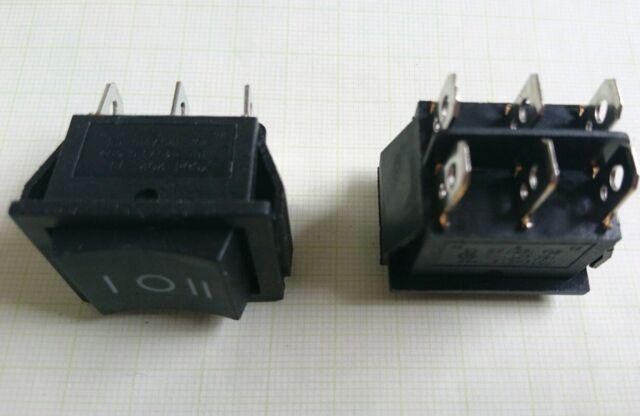 On 3 Position Mini Kippschalter B N4N2 Off 4 St點k AC 125V 6A 3 Pin SPDT On