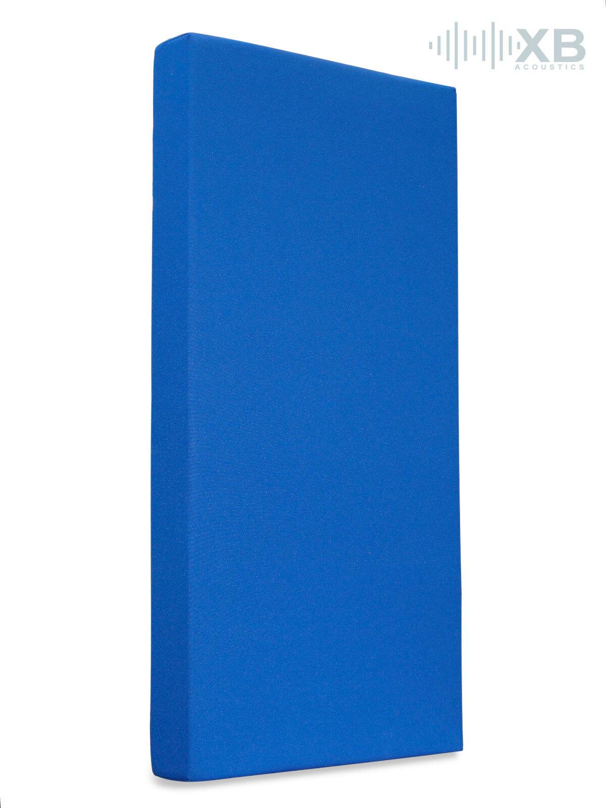 100x50x12cm Scahallabsorber (Schalldämmung) aus Basotect® Tonstudio Blau