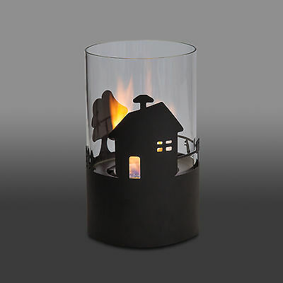 Fire Mountain Mindarie Bio-Ethanol Indoor Outdoor Fireplace