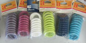 Swish-anello-anelli-x-tenda-tende-in-plastica-10-pz-a-conf-28-mm-vari-colori