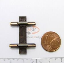 Ersatz-Distanzstück 8 mm ohne Bettung z.B. für ROCO Line Weichen Spur H0 - NEU