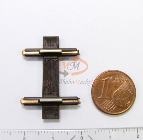 Sostituzione-pezzo di distanza 8 mm senza sollevare ad esempio per Roco Line Morbido traccia h0-NUOVO