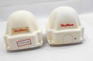 SkyWave IDP-690 SM201087-BXG Marine GPS Antenna Ship Satellite Terminal IMI