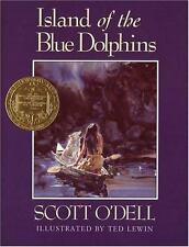 Island of the Blue Dolphins Scott O'Dell Hardcover