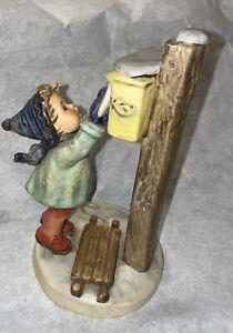 Hummel-Goebel-340-Letters-To-Santa-TMK5-Boy-Mailing-Letter-Figurine-7-1-4