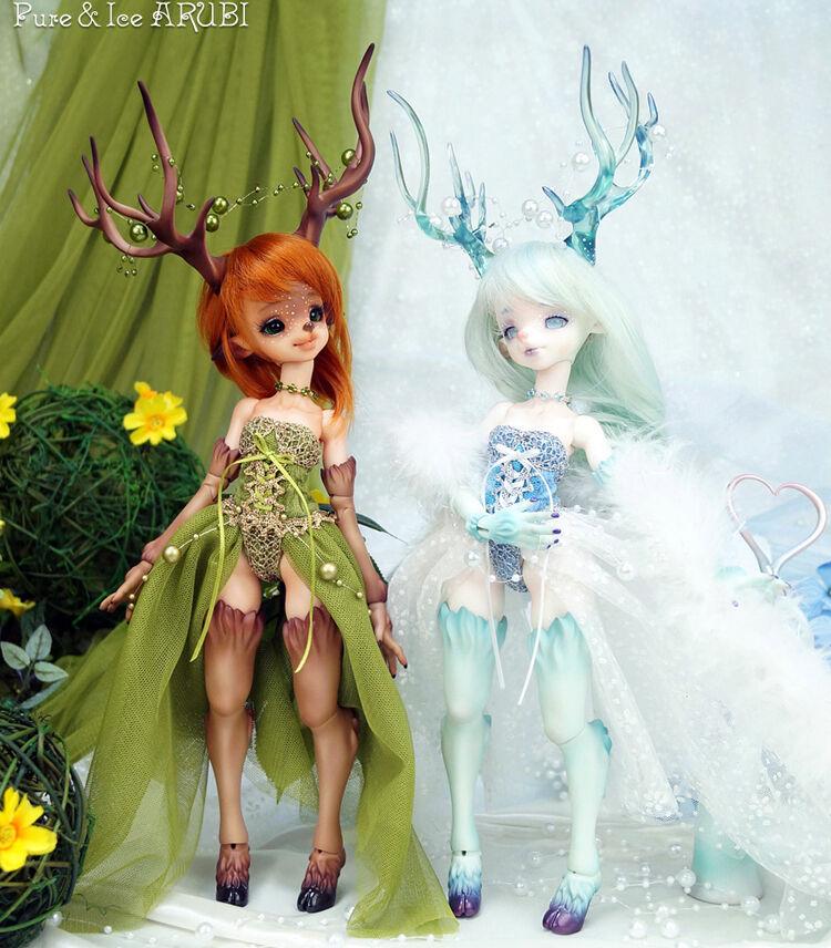 BJD SD 1 6 dollpamm arubi ojos libre y gratuito Face componen figuras muñeca de fantasía
