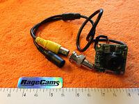 8mm IR Sensitive Spy Cam Security Surveillance Color CCD Board Camera 420 RES NT