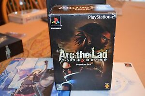 ARC-THE-LAD-PREMIUM-BOX-SET-BRAND-NEW-FACTORY-SEALED-GAME-AND-FIGURES-AMAZING