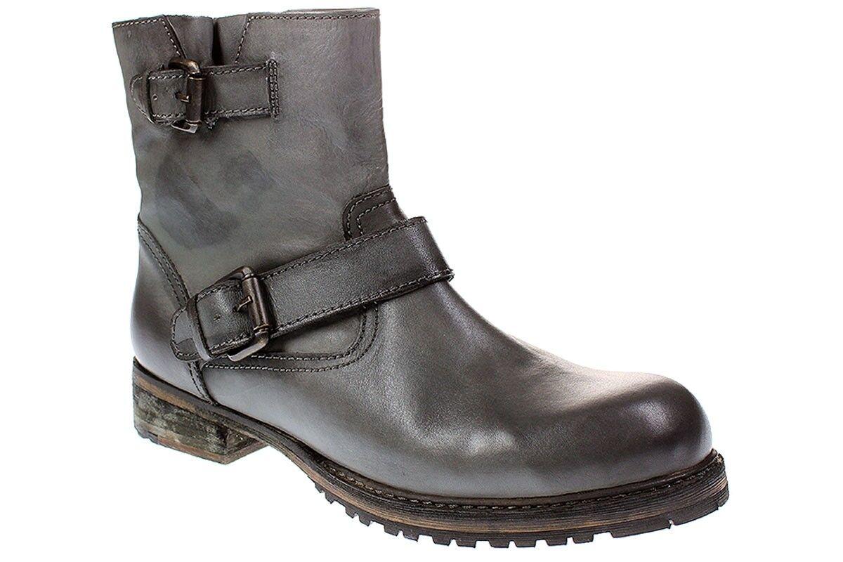 Inuovo STATION - Damen Schuhe Stiefel Boot - grey