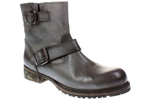 Damen Station Stiefel Schuhe Inuovo Boot Grey qgH1OcgAP