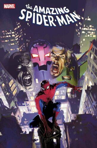 w//Bag /& Board Marvel Comics 2020-2 Covers Amazing Spider-Man #46